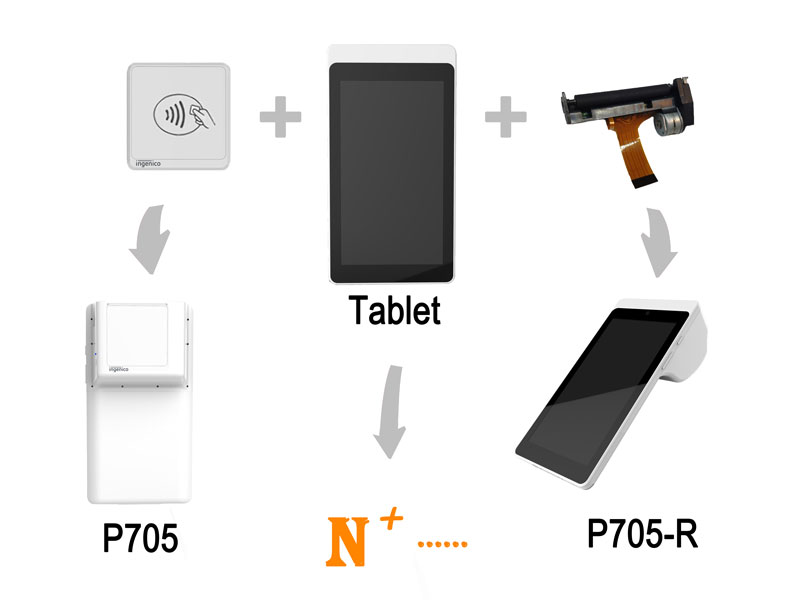 multi-functional android pos terminal supplier best tablet solution-5