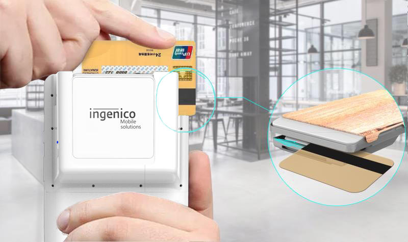 Fdata nfc terminal inquire now for retail shops