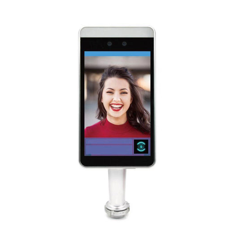 Android based F803 facial recognition terminal used for payment