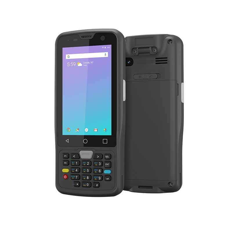 Logistics and warehouse handheld Android PDA devices scanning barcode terminal