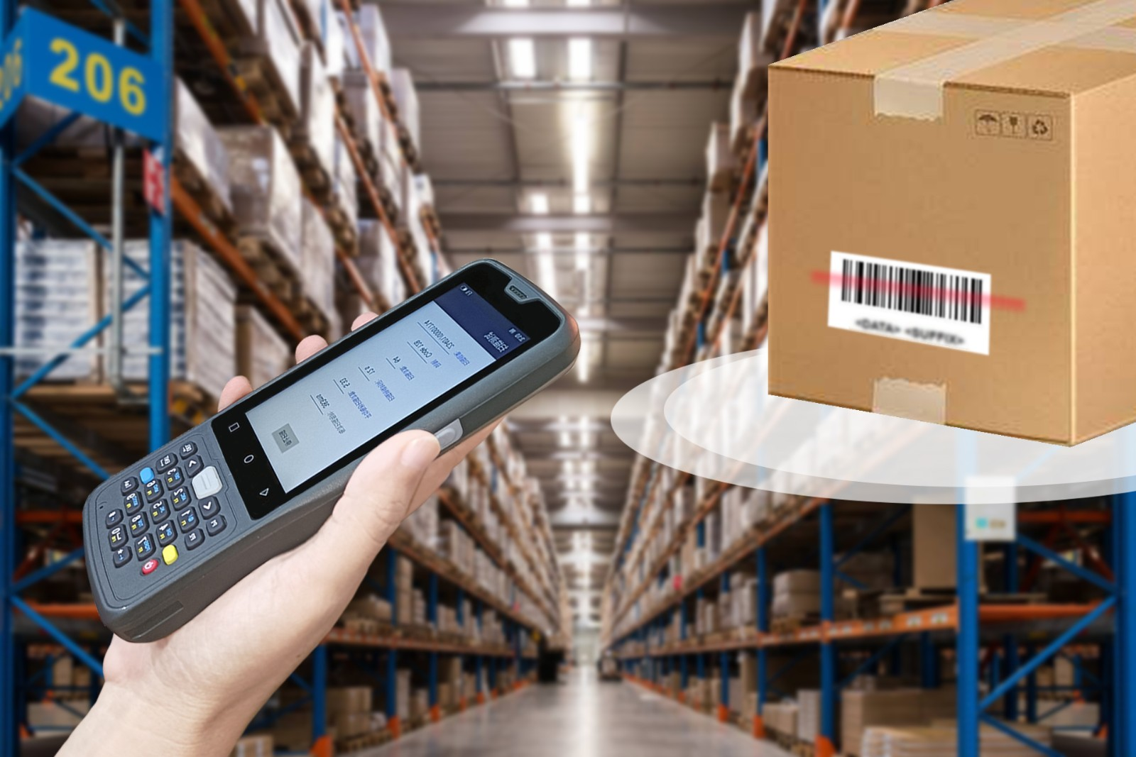 Fdata electronic personal assistant with good price used in logistic-7