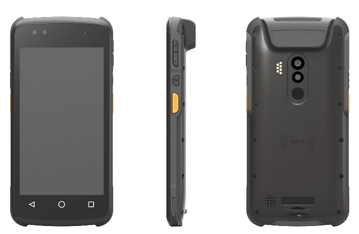 Fdata handheld pda devices best manufacturer used in ticketing-1