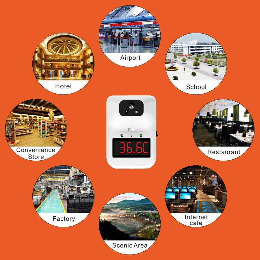 top selling face recognition machine supply used in restaurant-2