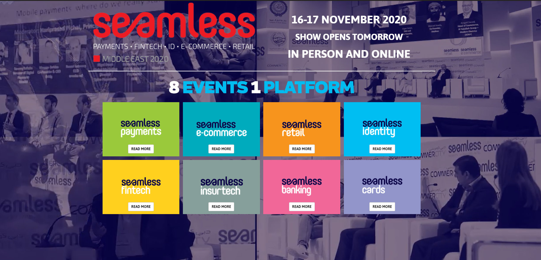 seamless middle east webinar conference 2020 dubai fintect payment event