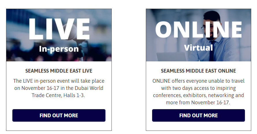 seamless online webinar 2020 middle east dubai payment event