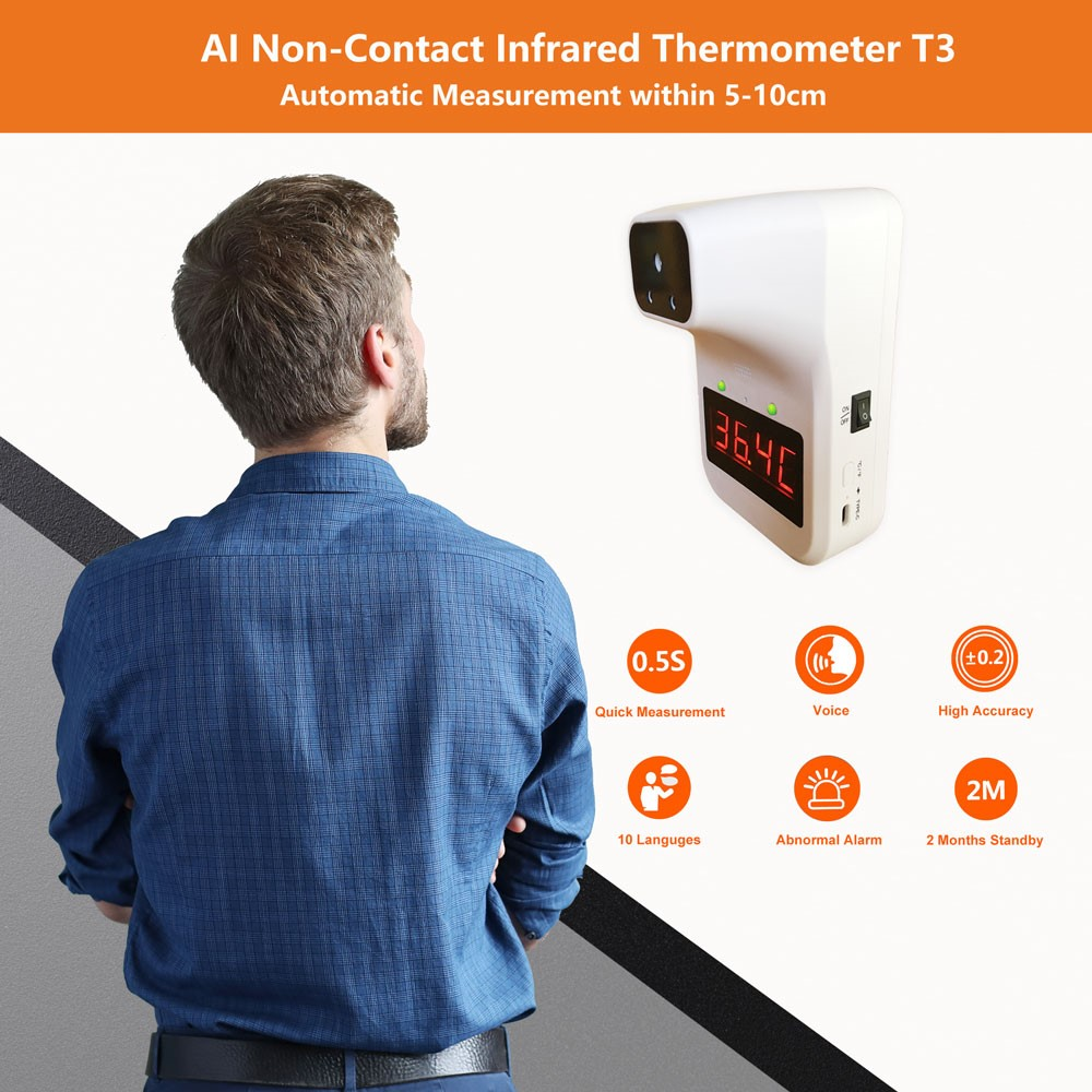 ME seamless virtual event fintech infrared thermometer