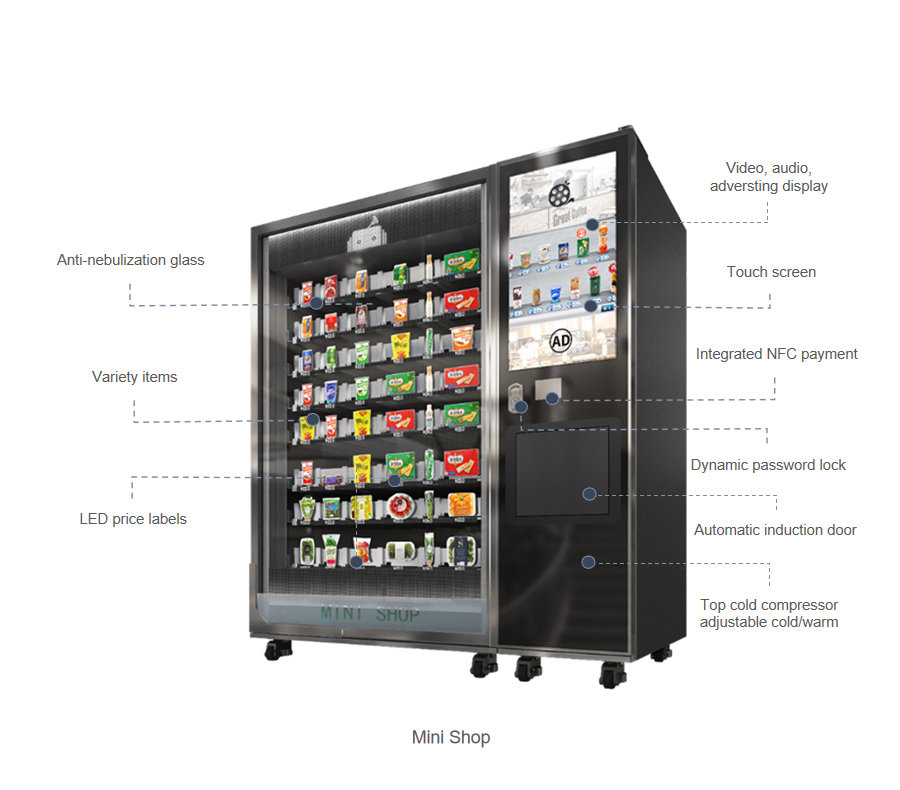 custom kiosk ordering system easy operation at discount-1