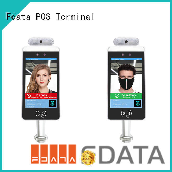 Fdata high quality face identification best manufacturer used in hotel