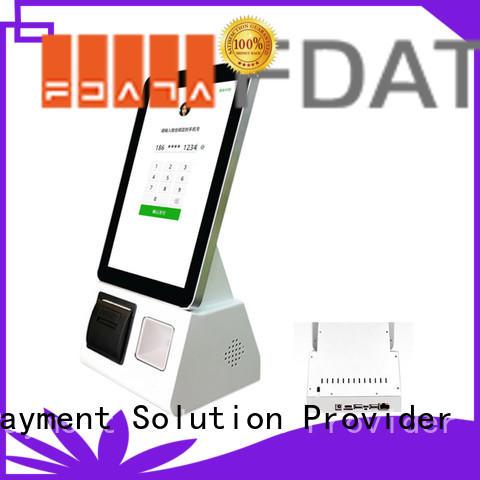 Fdata wholesale restaurant kiosk manufacturer for restaurant