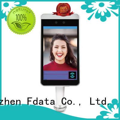 Fdata mobile pos terminal at discount with bar code reader
