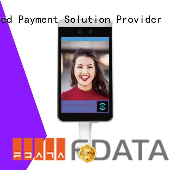 Fdata best price nfc pos terminal supplier for coffee shop