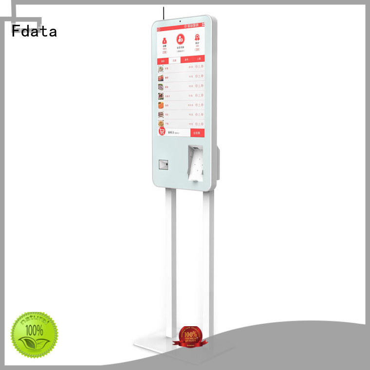Fdata convenient mobile kiosk wholesale for chain shops