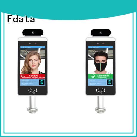 durable face reading biometric machine supplier