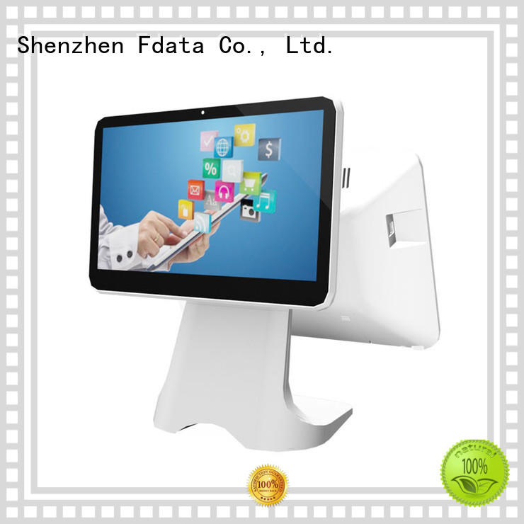 Android based multi-functional ECR model P1502