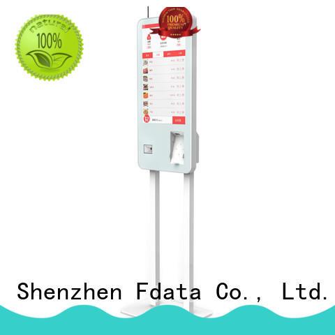 multi-functional petrol kiosk easy-installation for chain shops Fdata