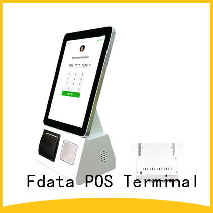 Fdata professional buy self service kiosk manufacturer shopping malls