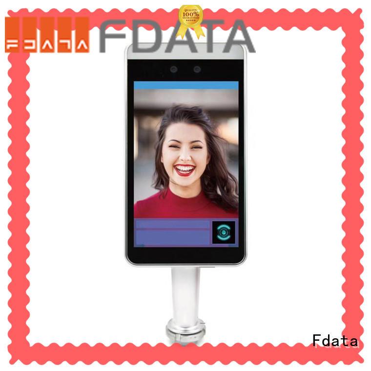 Fdata stable face biometric system best supplier