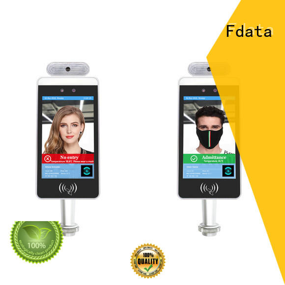 Fdata top selling face reader attendance machine supply for recognition