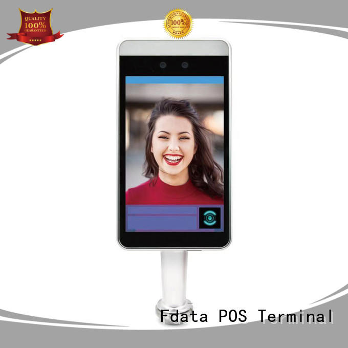 Fdata quality face scanner machine directly sale used in hotel