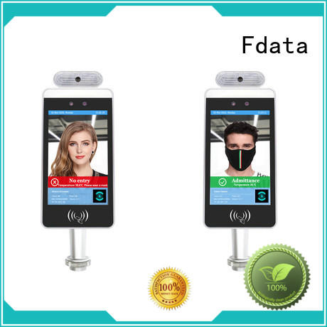Fdata facial recognition scanner suppliers used in hotel
