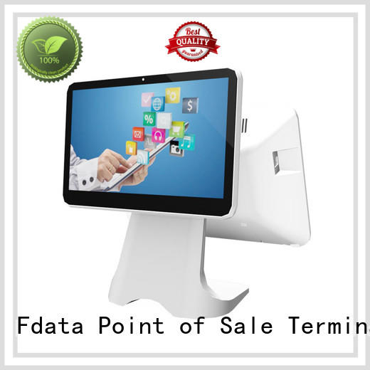 Fdata easy-operation store cash register at discount for retail shops