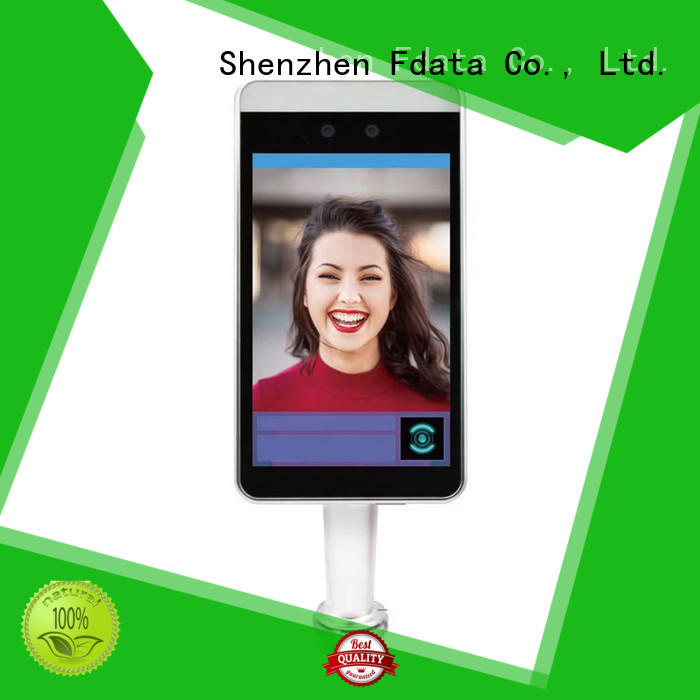 Fdata facial recognition terminal best manufacturer