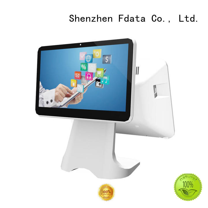Fdata multi-functional epos cash register supermarket at discount