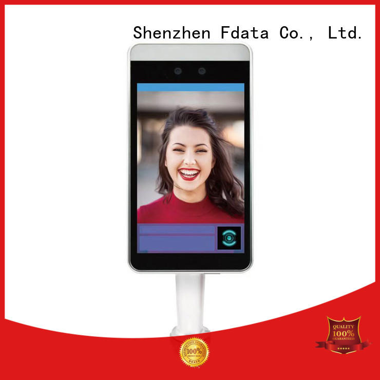 Fdata face attendance machine with good price