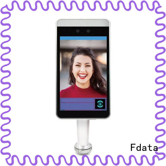 Fdata facial recognition terminal series used in ticketing
