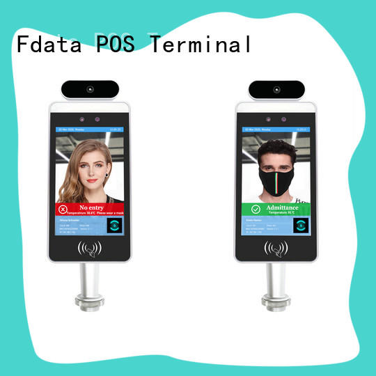 customized face recognition terminal with good price for security