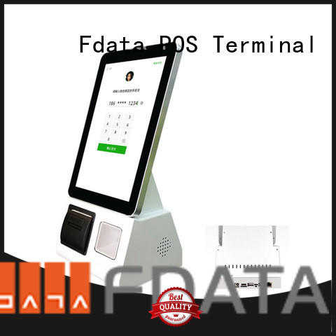 Fdata petrol kiosk factory price for bank