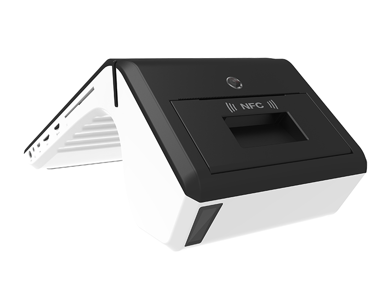 Fdata nfc terminal promotional for restaurant-7