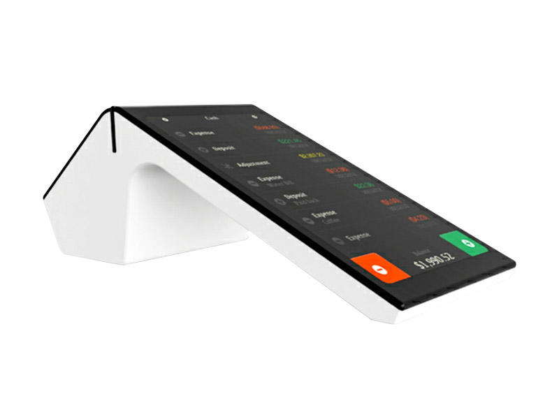 Fdata multi-language handheld pos restaurant promotional for retail shops