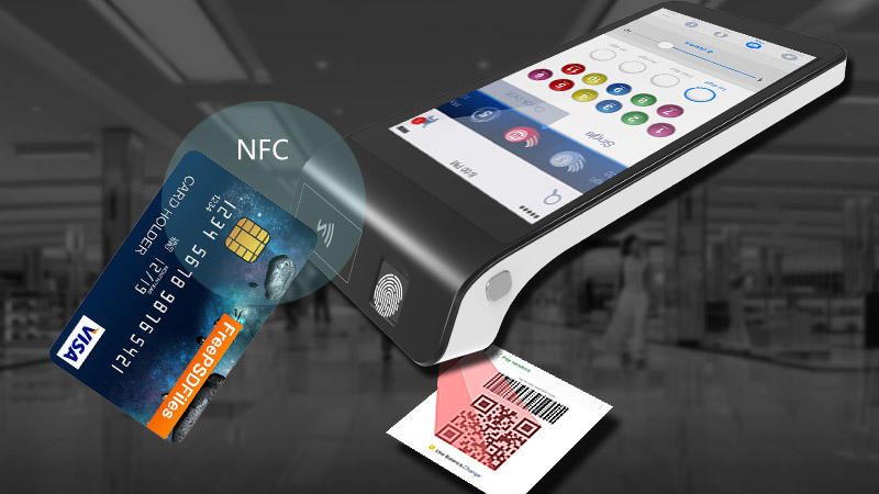 Fdata fintech pos high-quality for retail shops