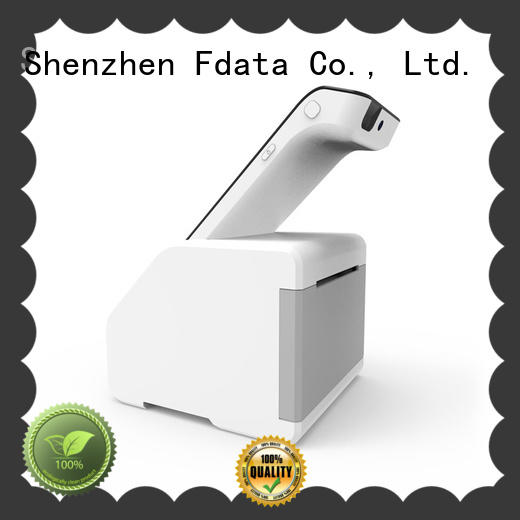 Fdata android pos supplier with bar code reader