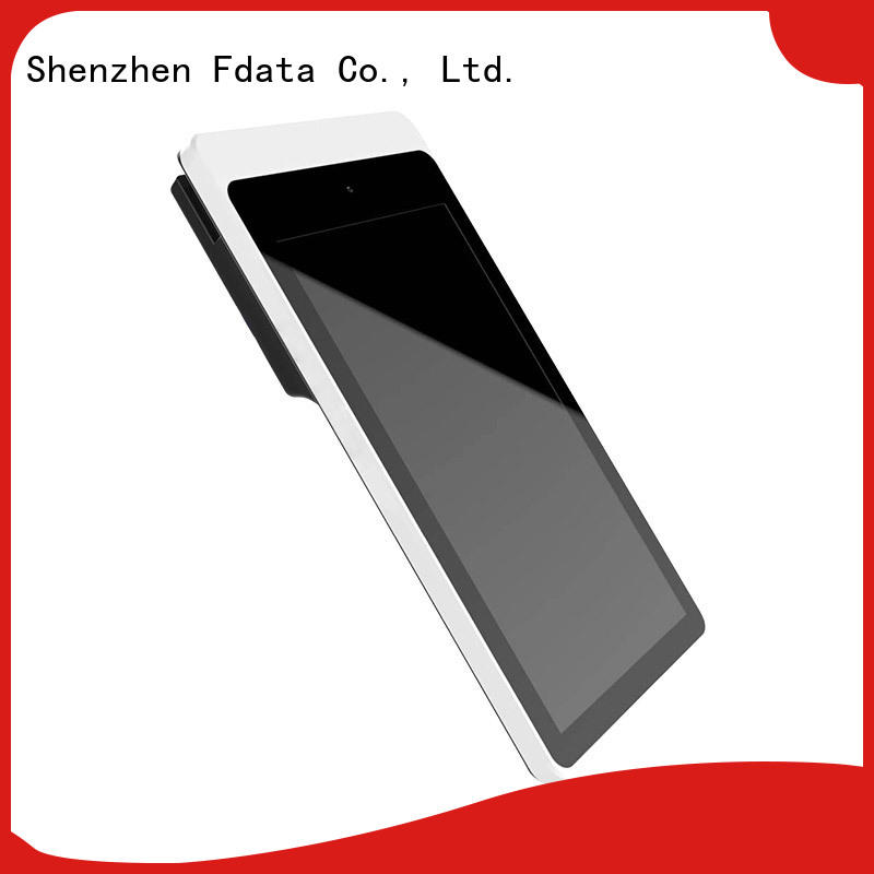 Fdata smartphone pos terminal factory best tablet solution
