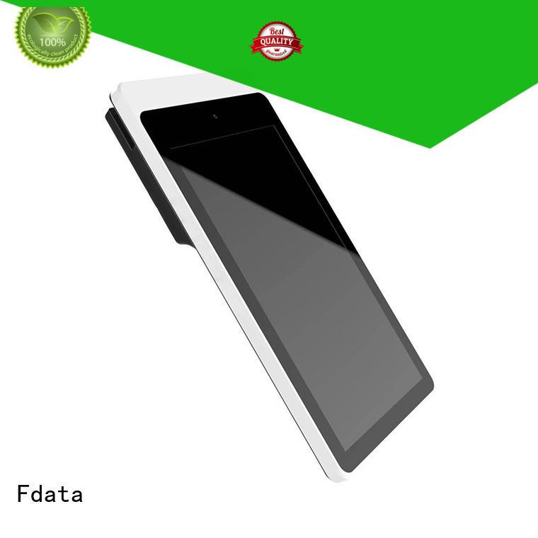 Fdata multi-language smart terminal supplier best tablet solution
