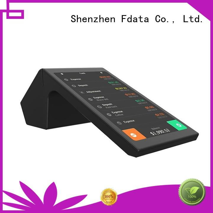 Fdata wireless mobile pos terminal promotional for retail shops