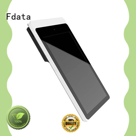 Fdata multi-functional android restaurant pos promotional for retail shops