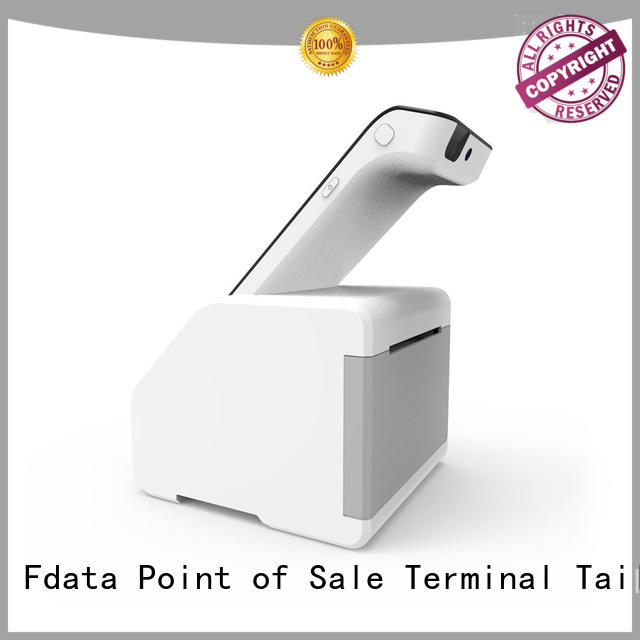 Fdata best price pos device supplier for coffee shop