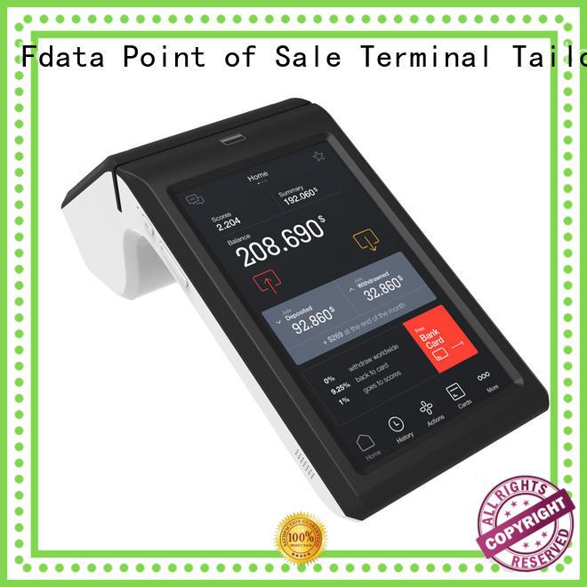 Fdata pos smart factory for sale
