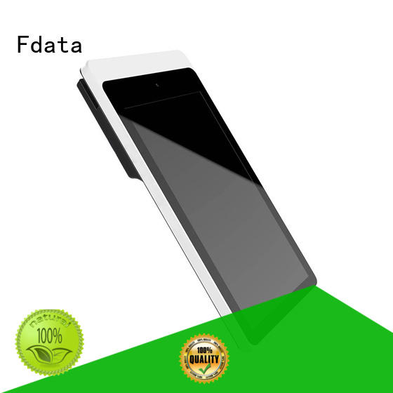 Fdata Android based android pos machine supplier for restaurant