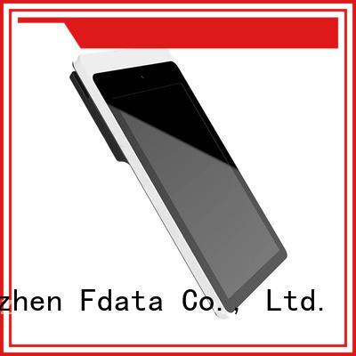 Fdata handheld pos terminals top brand best tablet solution
