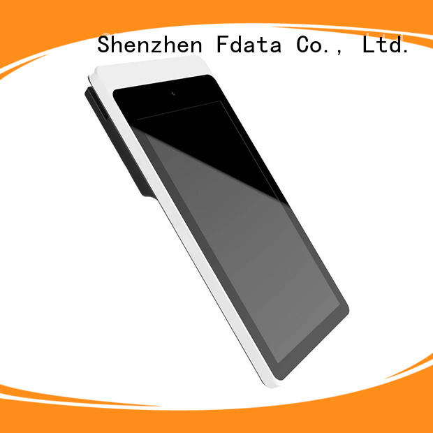 Fdata Android based android pos terminals top brand best tablet solution
