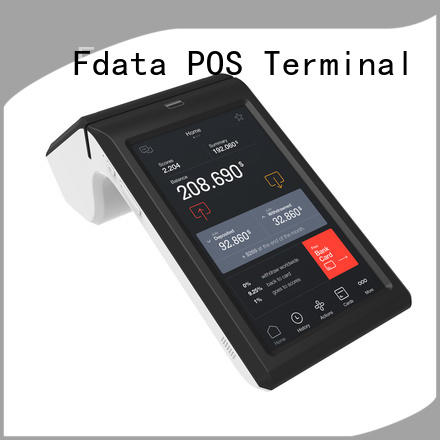 Fdata portable pos terminal at discount best tablet solution