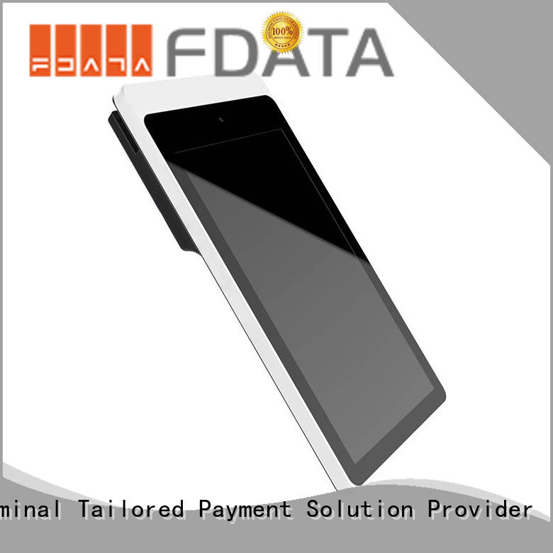 Fdata professional android pos machine top brand best tablet solution