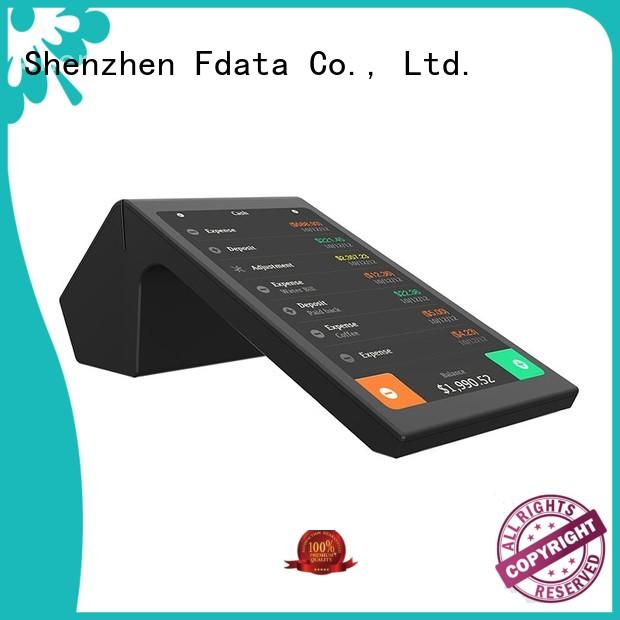Fdata android pos supplier for coffee shop
