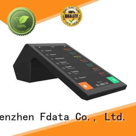 Fdata face scanner cost-effective for restaurant