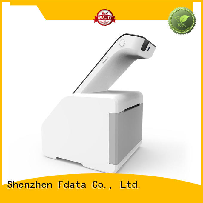 wifi-supportive pos wifi terminal Android based best tablet solution Fdata