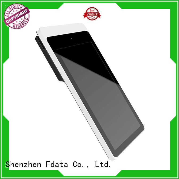 Fdata smart terminal cost-effective best tablet solution